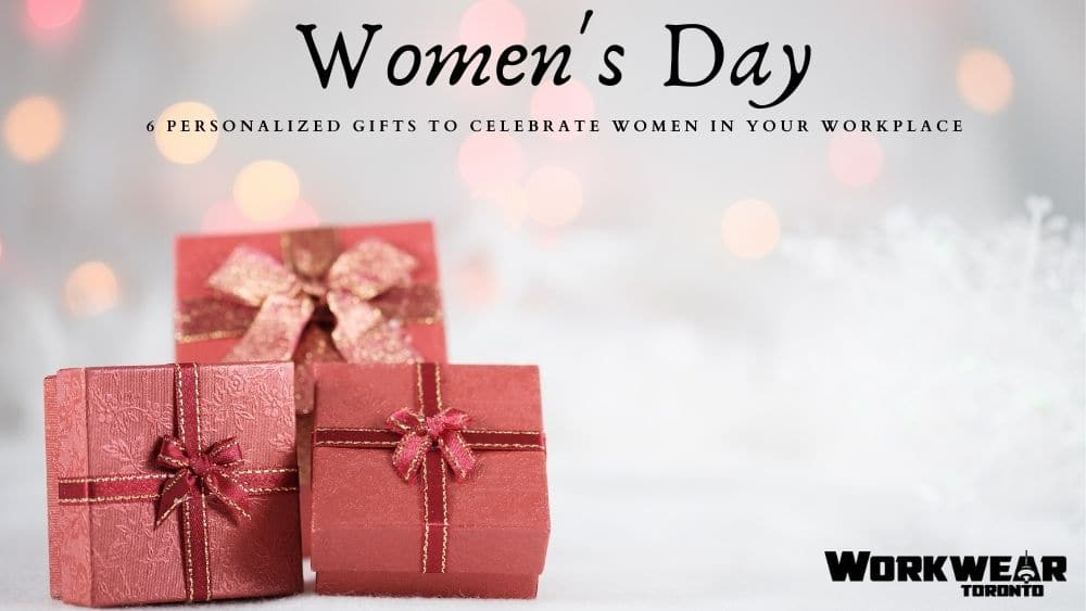 6 Personalized Gifts to Celebrate International Women's Day at Work