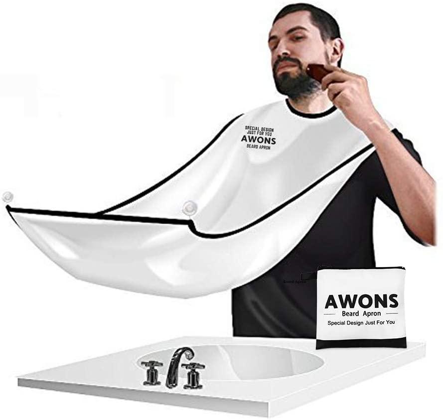 Beard Apron - WorkwearToronto.com - Christmas 2020 ideas for men - Gift Ideas for him - Amazon