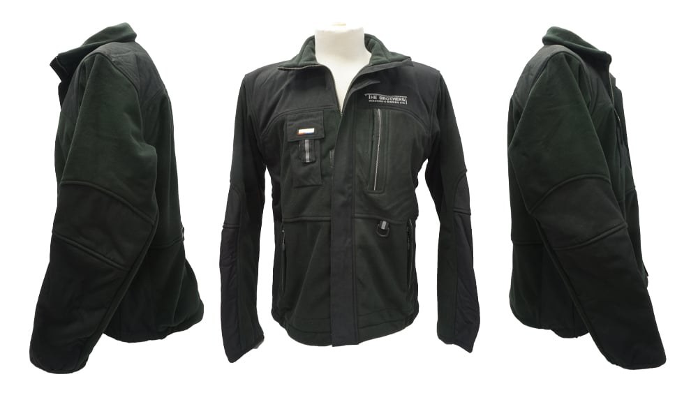 Brothers Hoisting - WorkwearToronto.com - Custom Decorated Workwear With Your Logo - Custom Jackets
