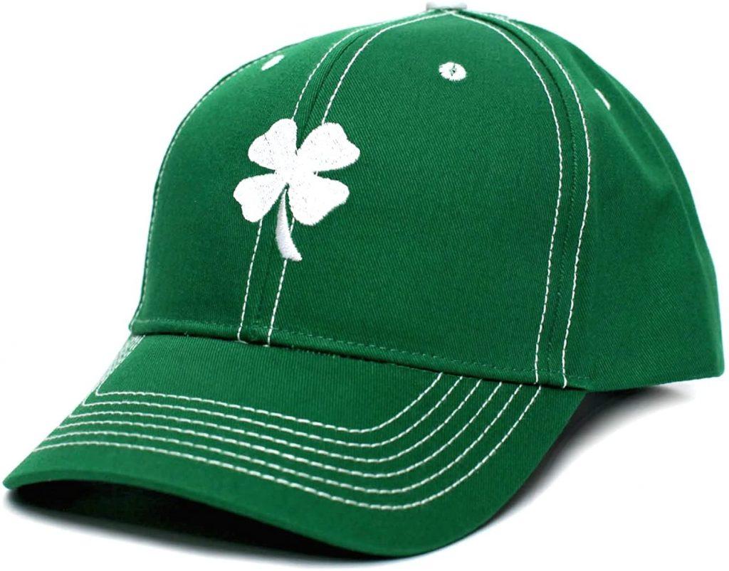 Celebrate-St-Patrick's-Day -2021-Custom Apparel - hat cap