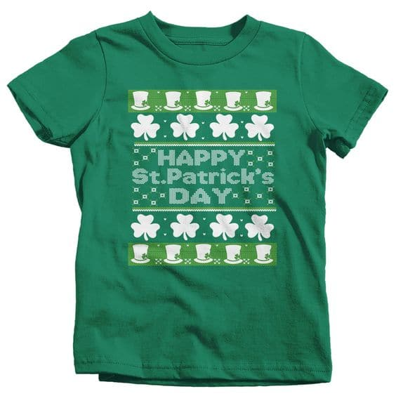 Celebrate-St-Patrick's-Day -2021-Custom Apparel - t-shirt