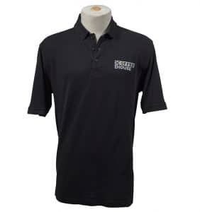 Custom Shirts - Polos - T-Shirts - Coffee House - Polo - Black - Embroider - WorkWearToronto.com - Workwear Toronto - Your Logo - Heat Transfer - Screen Printing - Embroidery