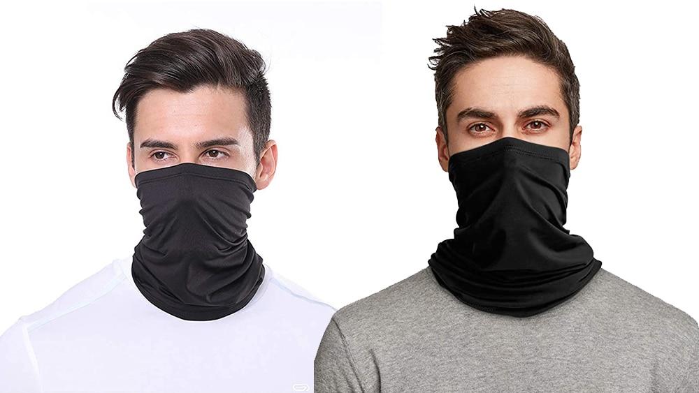 Covid-19 - Safety Kit - Pandemic Safety - Custom Logo - WorkwearToronto.com - Neck Gators - Neck Tubes
