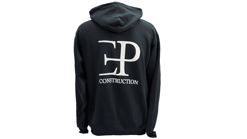 Custom Hoodies - WorkwearToronto.com - EP Construction - Best Christmas Ideas For Christmas 2020