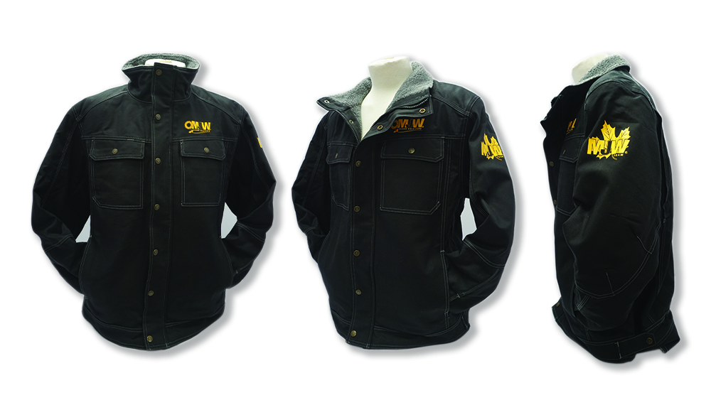 Customized Jackets with Custom logo - WorkwearToronto.com - Christmas 2020 Best Gift Ideas