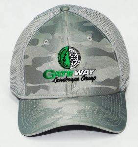 Custom Headwear - Gateway - Embroidery - Cap - Workwear Toronto - WorkWearToronto.com - Your Logo - Corporate Apparel - Promotional Item