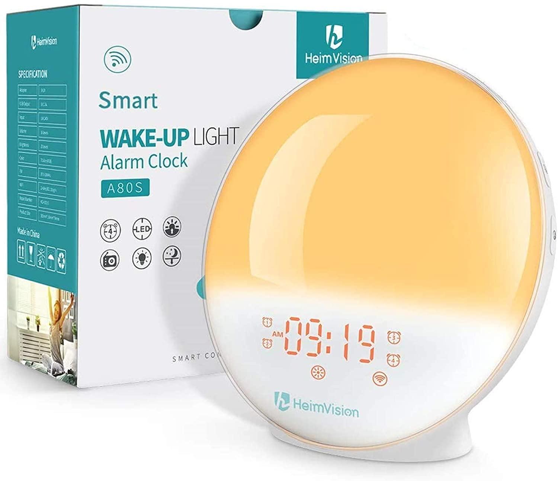 Heimvision Sunrise Alarm Clock - WorkwearToronto.com - Christmas 2020 Gift Ideas for Employees - Amazon