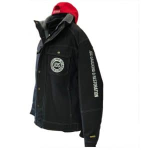 Custom Branded Jackets with your logo - JDS Custom Cloth - Workwear Toronto - Corporate Apparel - Promotional Products - Heat Transfer - Screen printing - Embroidery