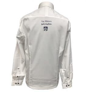 Custom - Shirts - Polos - T-Shirts - Kadri Hasdemir - Dress Shirt - White - WorkWearToronto.com - Workwear Toronto - Your Logo - Heat Transfer