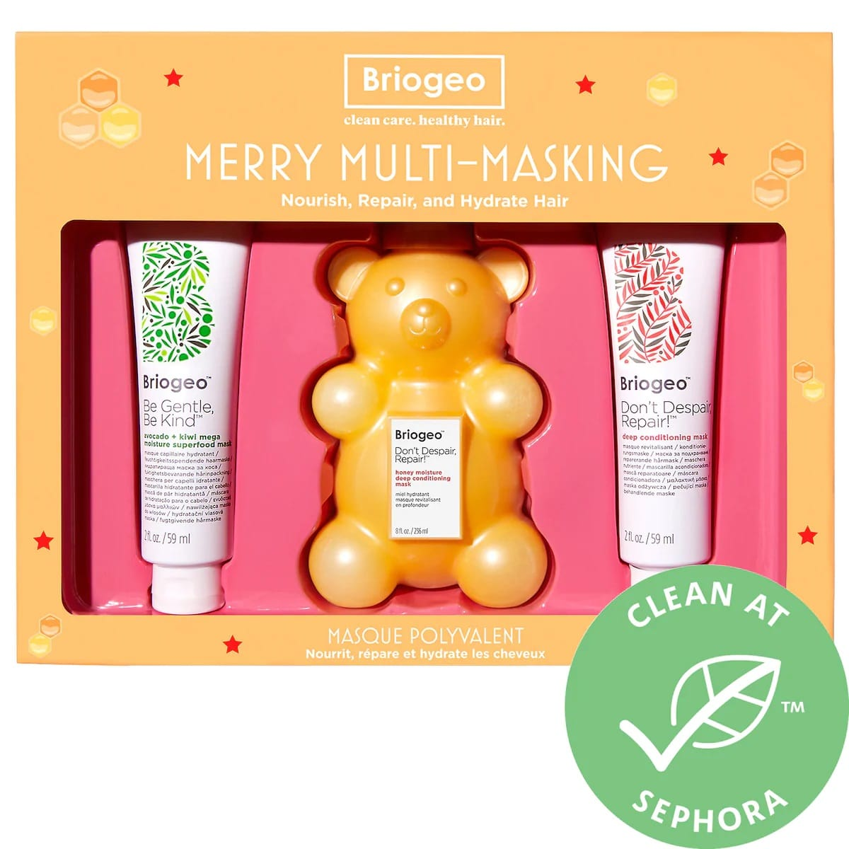 Merry Multi-Masking Kit - Sephora - WorkwearToronto.com - Christmas Gift Ideas for her
