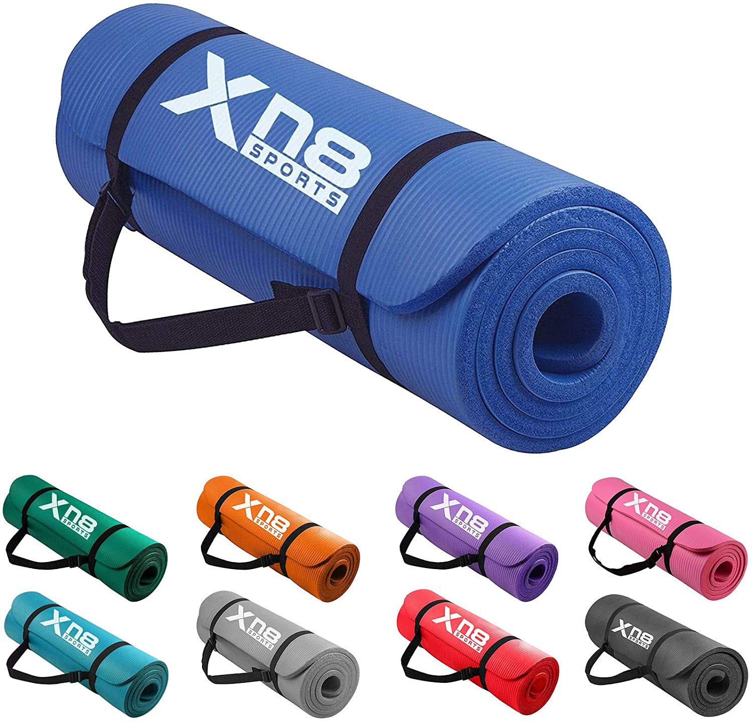 Non Slip Yoga Mat - WorkwearToronto.com - Best Christmas Gifts for Women 2020