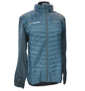 Custom Decorated Jackets with your logo - Nusens - Jacket - Blue - Corporate Apparel - Promotional Products - Heat Transfer - Screen Printing - Embroidery