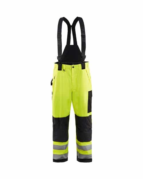 Overalls decorated with your custom logo - WorkwearToronto.com - Heat Transfer - Screen Printing - Embroidery - Hi-vis