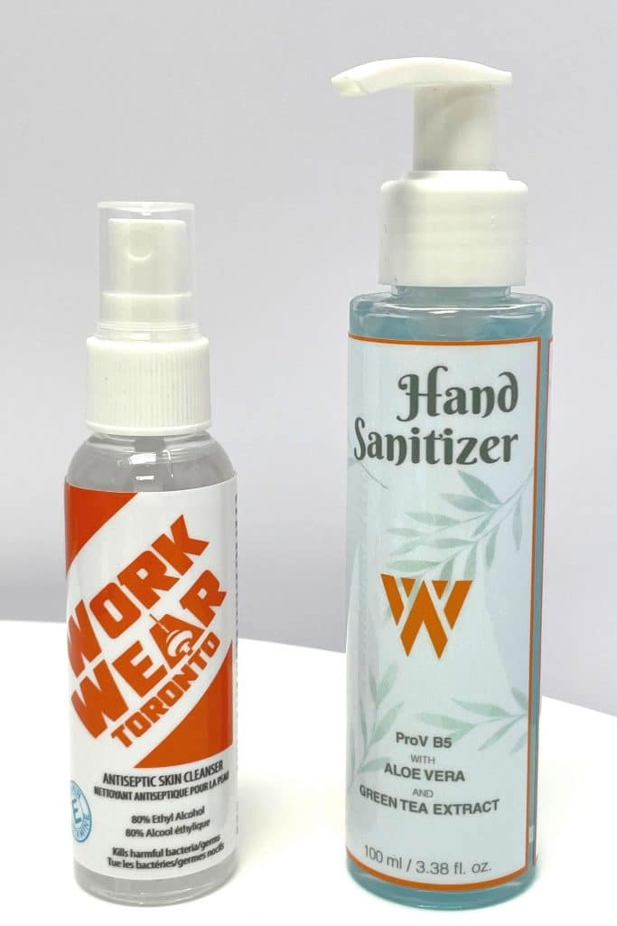 Personalized-gifts-to-Celebrate-Women's Day-Personalized Hand Sanitizers