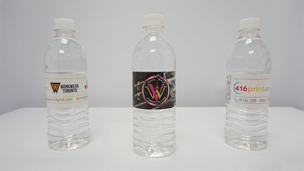 Promotional Products - WorkwearToronto.com - Water Bottles - Custom Logo - Marketing Products