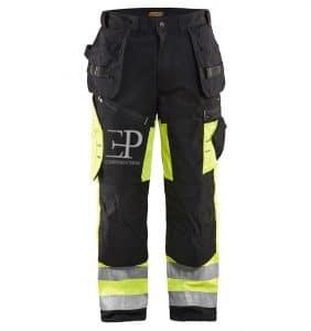 Custom Hi-Vis Safety Pants - Hi-Vis - Workweartoronto.com - workwear-toronto - Your Logo - Corporate Apparel
