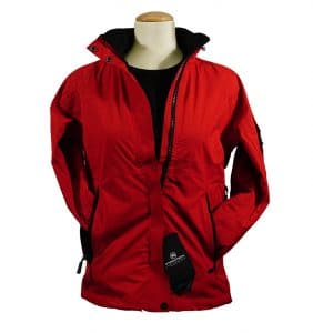 Custom Women's Workwear - Stormtech - Ladies Jacket - Red - WorkWearToronto.com - Workwear Toronto - Promotional Products - Corporate Apparel - Heat Transfer - Screen Printing - Embroidery