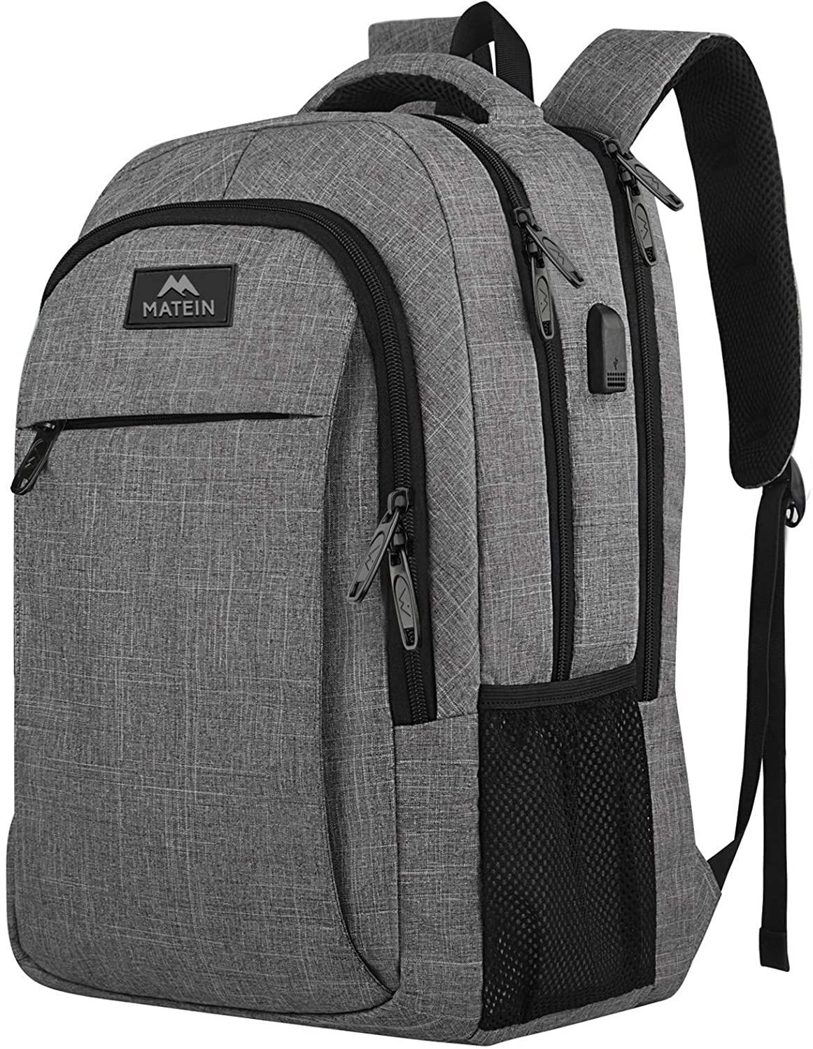 Travel Laptop Backpack - WorkwearToronto.com - Christmas Gift Ideas for him in 2020 - Gifts for men - Amazon