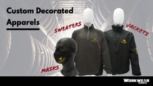 Custom Branded Corporate Apparel - Workwear Toronto - WorkwearToronto.com - Promotional Products - Clothing with your brand