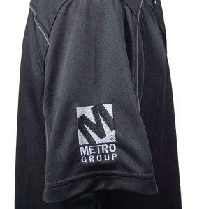 WT - Metro - Group - T-Shirt - Side - Workwear Toronto - WorkwearToronto.com - Your Logo - Embroidery