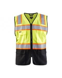 WTBL3130 - Hi-Vis Vest - WorkwearToronto.com - Corporate Apparel in Toronto