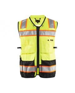 WTBL3132 - Hi-Vis Surveyor's Vest - WorkwearToronto.com - Custom Promotional Products in GTA