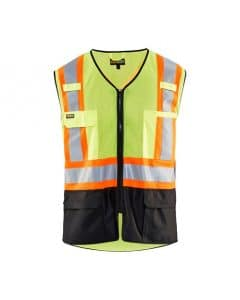 WTBL3133 - Hi-Vis Vest - WorkwearToronto.com - Custom Corporate Apparel in Toronto