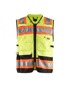 WTBL3134 - Hi-Vis Surveyors Vest - WorkwearToronto.com - Promotional products in Toronto