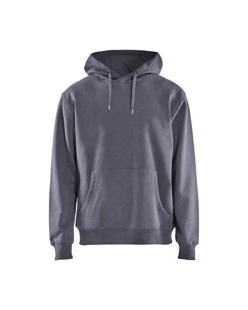 WTBL3449 - Grey - WorkwearToronto.com - Buy Hoodies & Sweatshirts - Hooded Sweatshirt