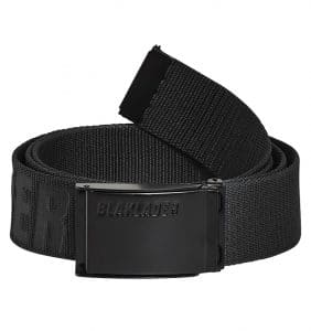 WTBL4034 black - Custom Clothing Accessories - Your Logo - Promotional Products - Belt - Heat Transfer - Embroidery