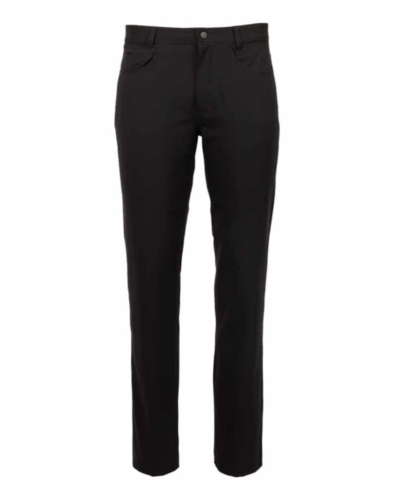 WTCBMCB00100 - Black - WorkwearToronto.com - Men's Pants With Custom Logo
