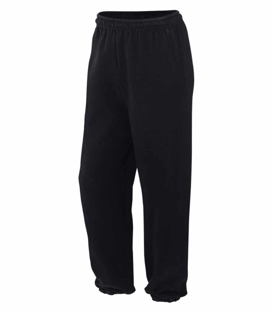 WTSM1820 - Black - WorkwearToronto.com - Men's Sweater - Custom Logo