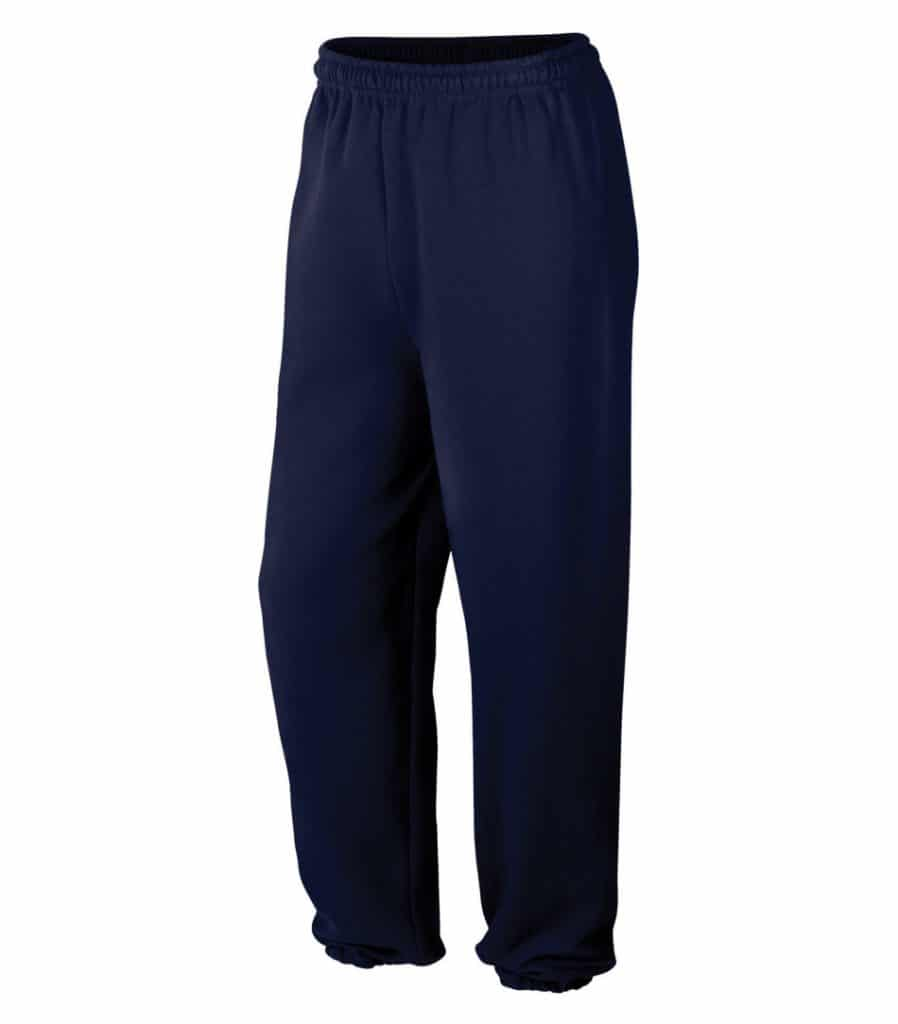 WTSM1820 - Navy - WorkwearToronto.com - Men's Sweater - Custom Logo