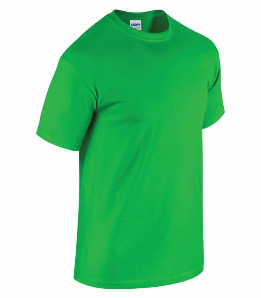 WTSM5000 - Electric Green - WorkwearToronto.com - Men's T-Shirts With Custom Logo