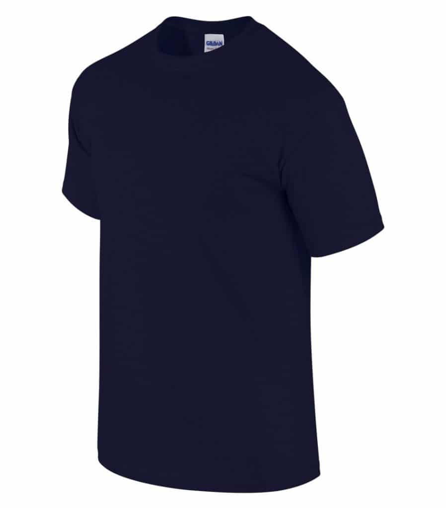 WTSM5000 - Navy - WorkwearToronto.com - Men's T-Shirts With Custom Logo