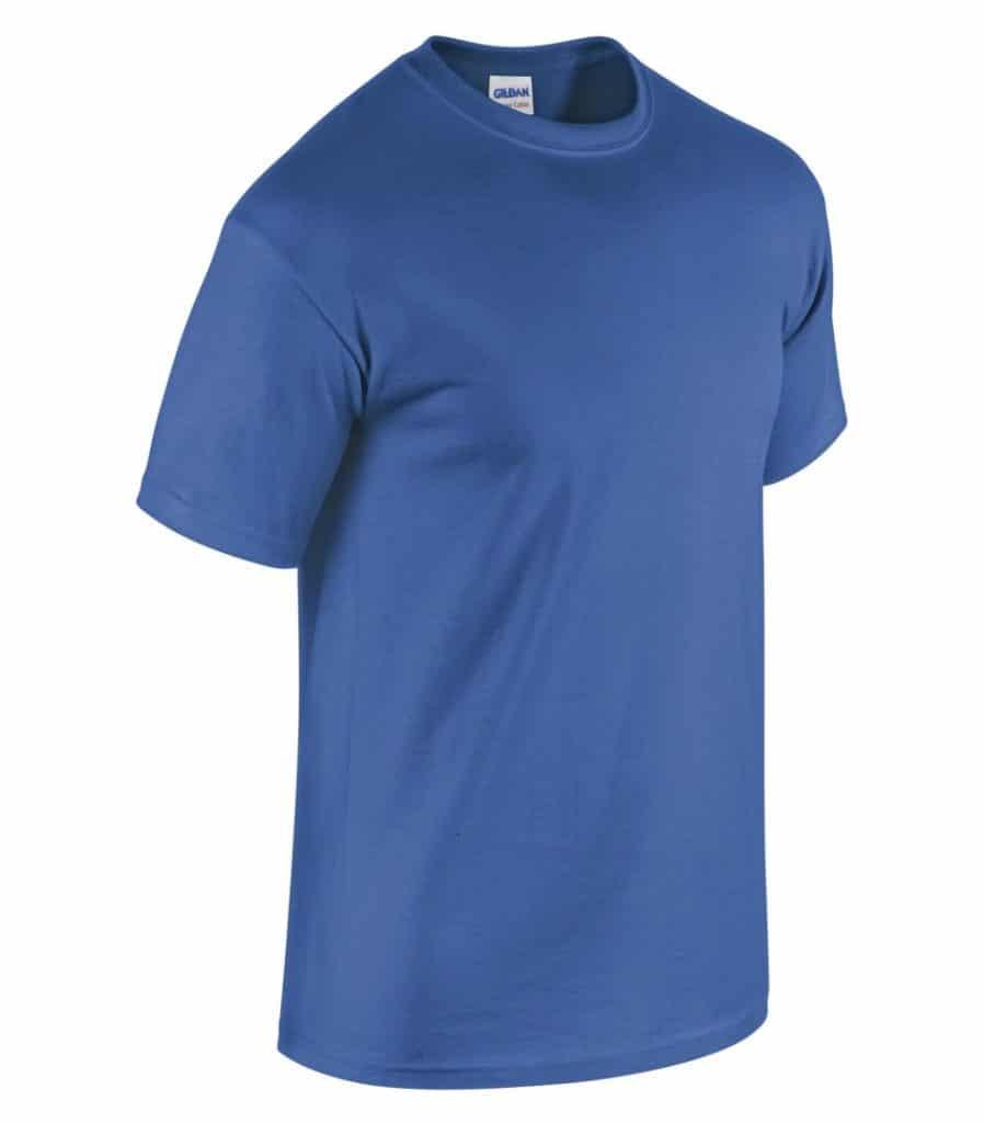 WTSM5000 - Royal - WorkwearToronto.com - Men's T-Shirts With Custom Logo