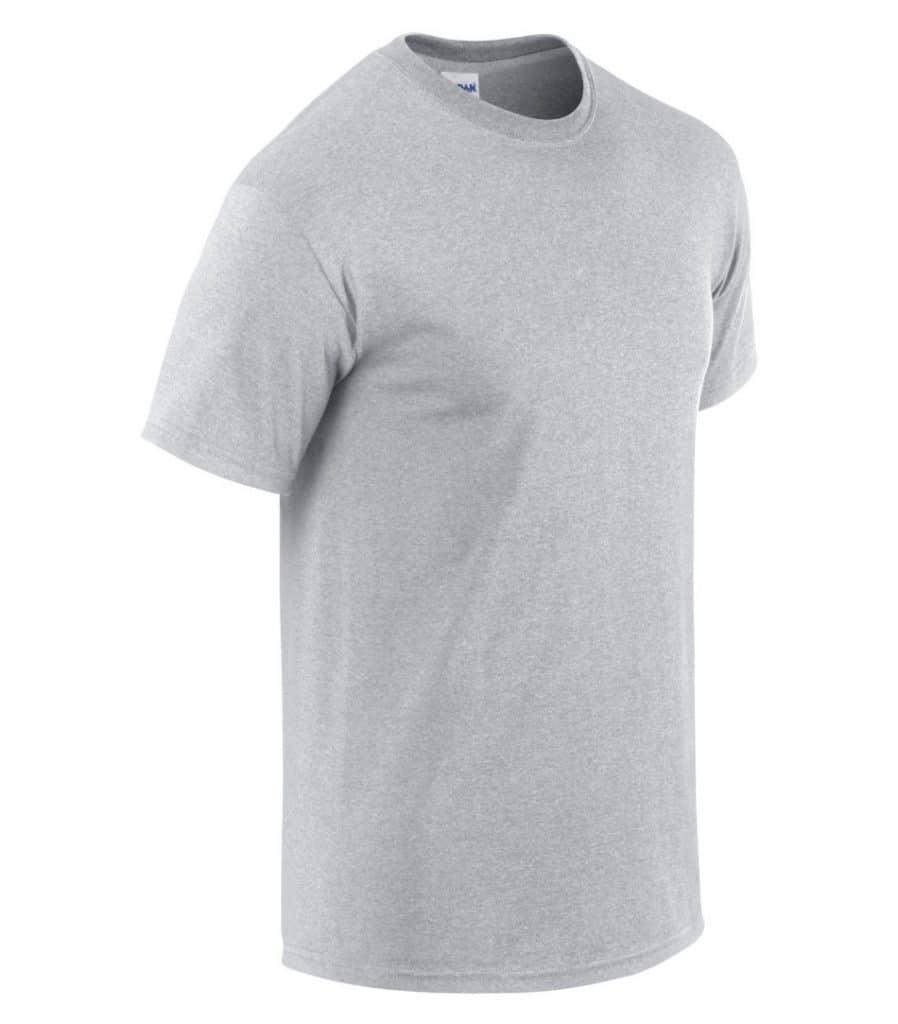 WTSM5000 - Sport Grey - WorkwearToronto.com - Men's T-Shirts With Custom Logo