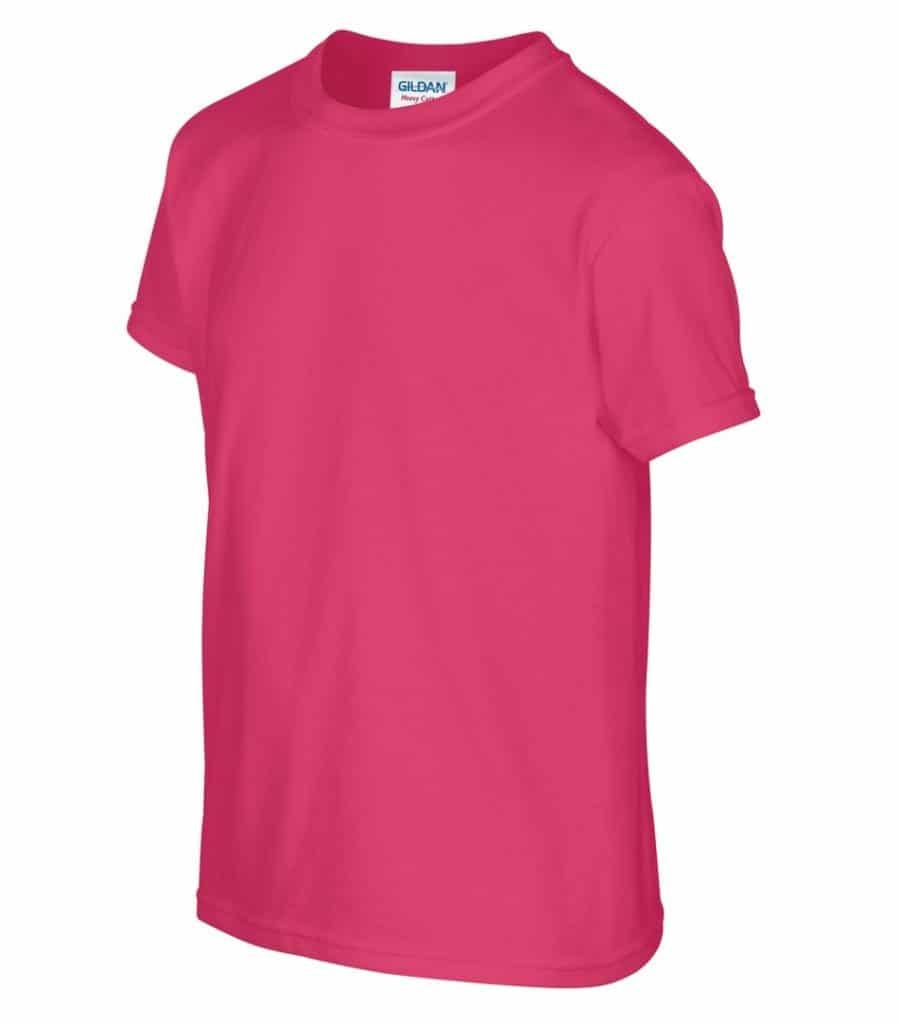 WTSM500B-Y - Heliconia - WorkwearToronto.com - T-Shirts for Youth With Custom Decoration - Custom Clothing in GTA