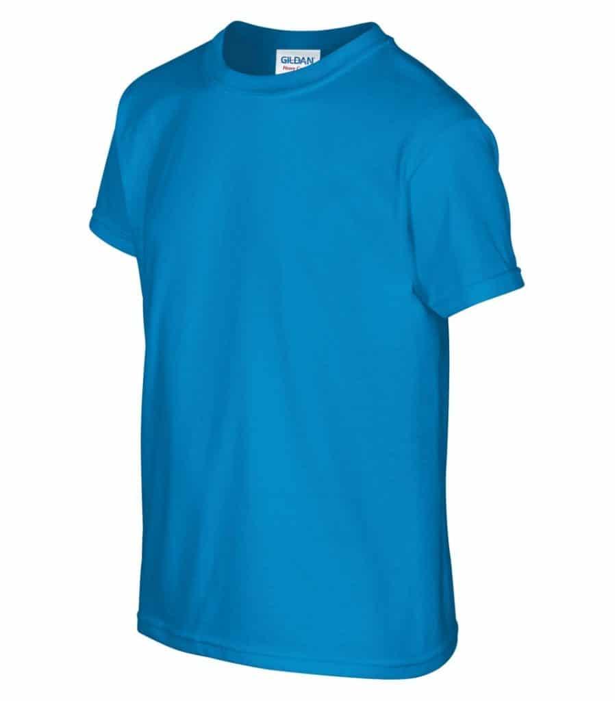WTSM500B-Y - Sapphire - WorkwearToronto.com - T-Shirts for Youth With Custom Decoration - Custom T Shirts in GTA