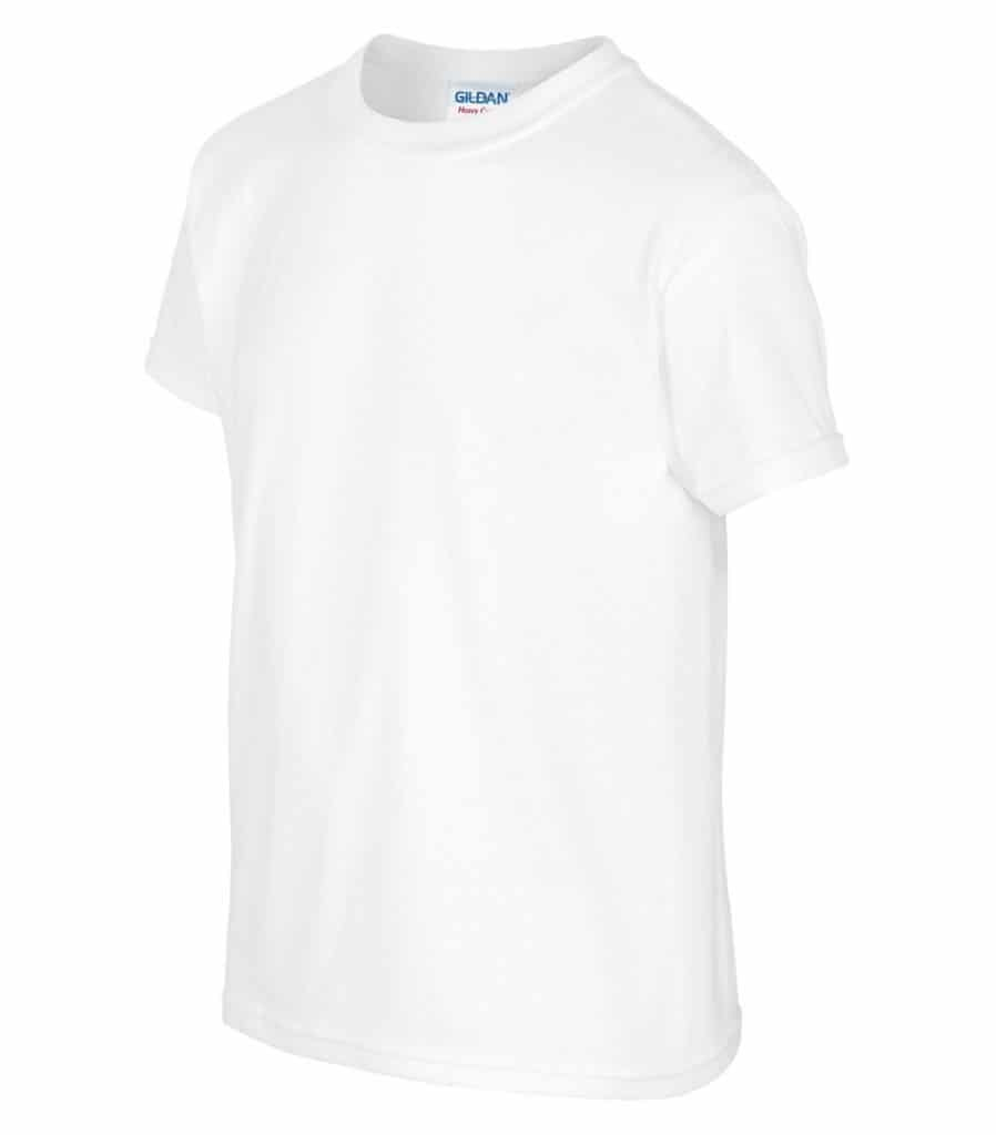 WTSM500B-Y - White - WorkwearToronto.com - T-Shirts for Youth With Custom Decoration - Custom T Shirts in GTA