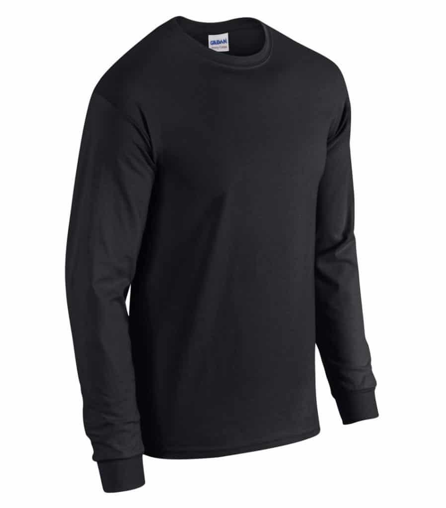 WTSM5400 - Black - WorkwearToronto.com - Men's T-Shirts With Custom Logo