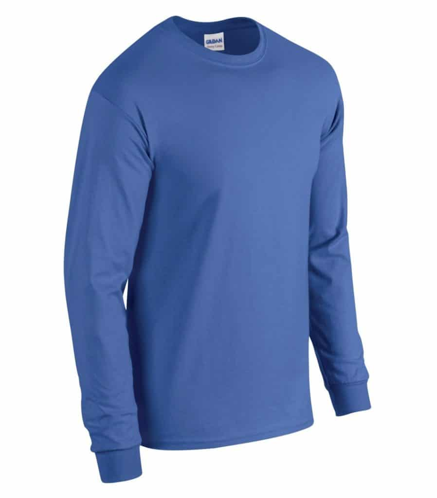 WTSM5400 - Royal - WorkwearToronto.com - Men's T-Shirts With Custom Logo