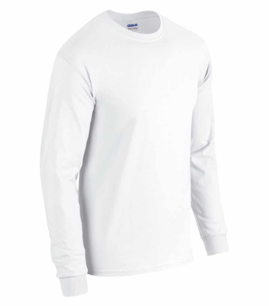 WTSM5400 - White - WorkwearToronto.com - Men's T-Shirts With Custom Logo