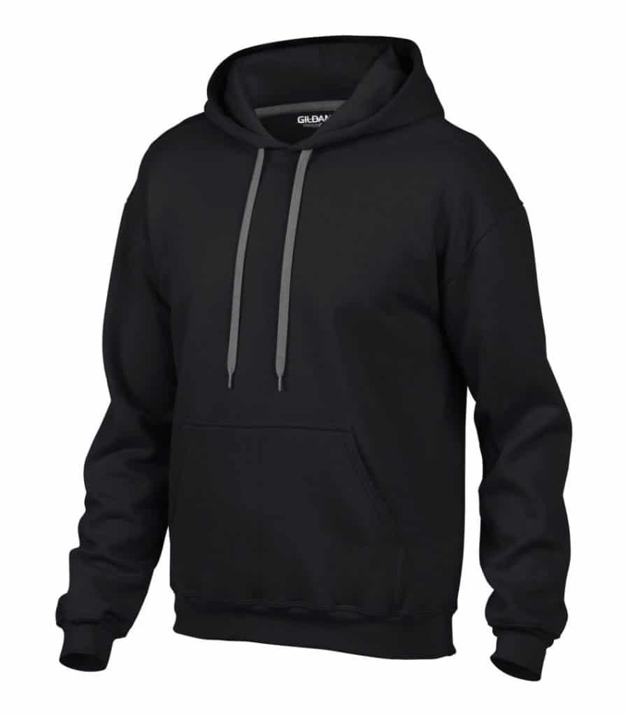 WTSM92500 - Black - WorkwearToronto.com - Men's Hoodies & Sweatshirts