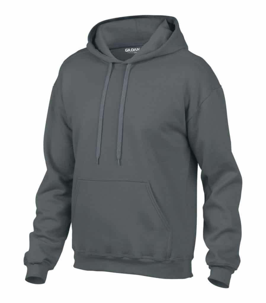 WTSM92500 - Charcoal - WorkwearToronto.com - Men's Hoodies & Sweatshirts