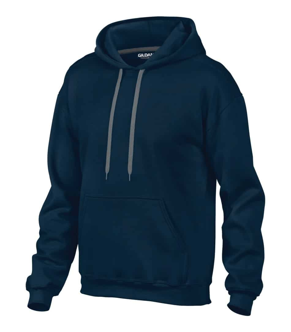 WTSM92500 - Navy - WorkwearToronto.com - Men's Hoodies & Sweatshirts