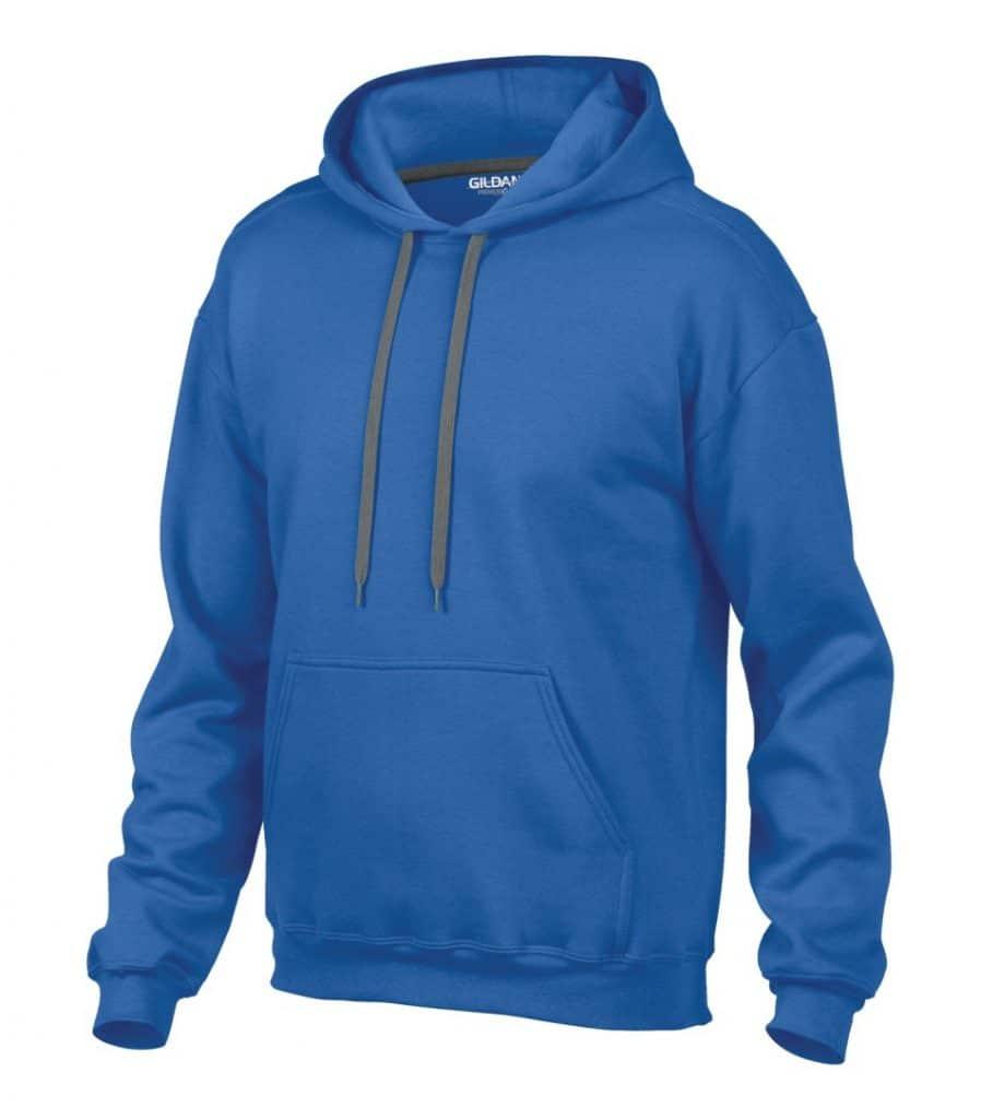 WTSM92500 - Royal - WorkwearToronto.com - Men's Hoodies & Sweatshirts