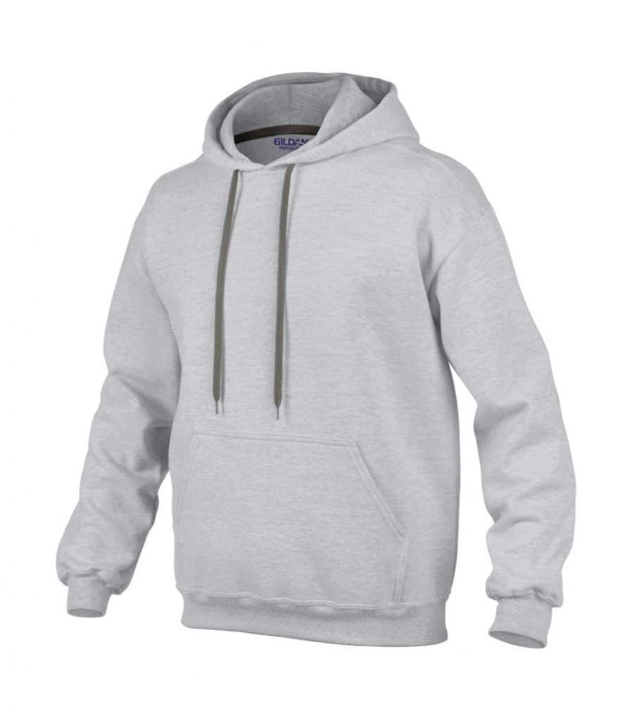 WTSM92500 - Sport Grey - WorkwearToronto.com - Men's Hoodies & Sweatshirts