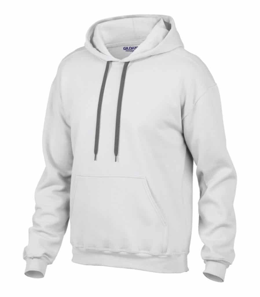 WTSM92500 - White - WorkwearToronto.com - Men's Hoodies & Sweatshirts