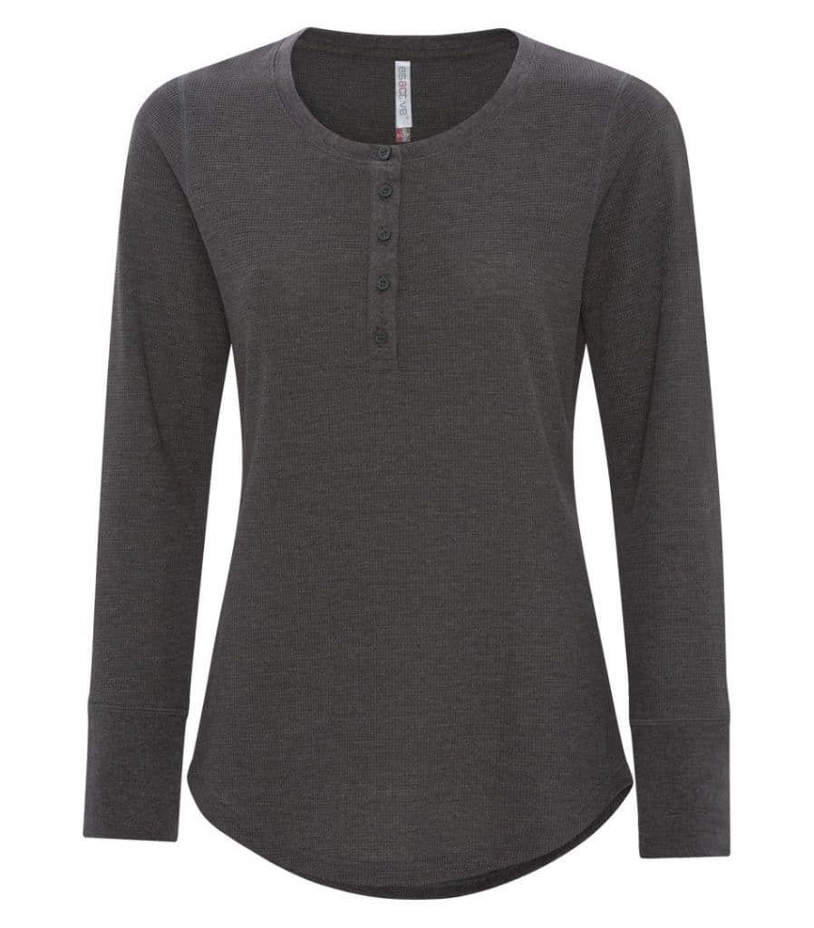 WTSMATC8064L-W - Charcoal Heather - WorkwearToronto.com - Ladies T-Shirt